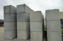 Hoeveel cement per m2 betonblokken